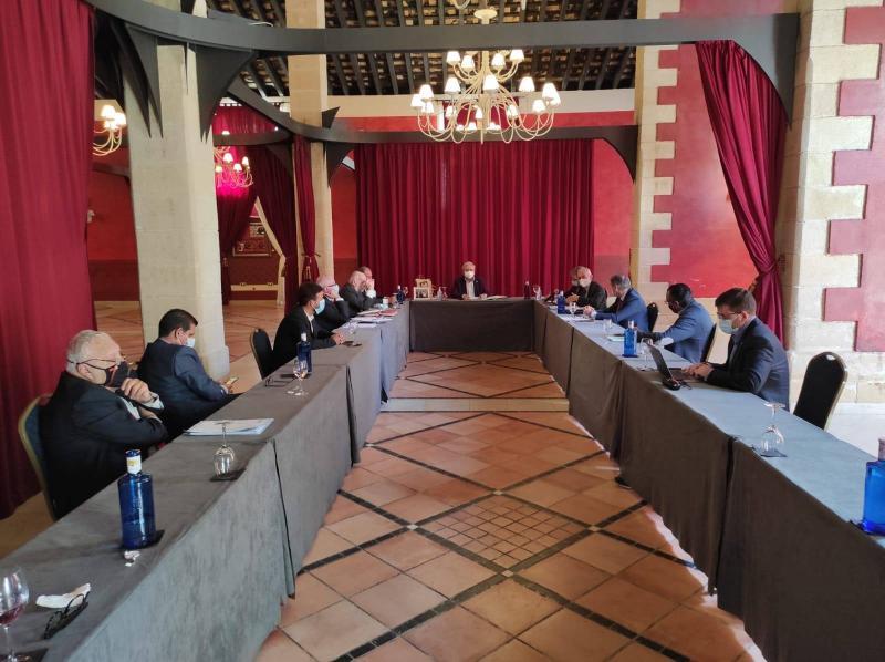 Luis Camuña elegido secretario del Consejo Andaluz de Colegios de Administradores de Fincas