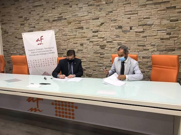 Los administradores de fincas de Málaga y Melilla tendrán acceso a la biblioteca online de Sepín