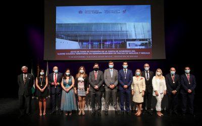 Manuel Jiménez Caro toma posesión como presidente del Colegio de Administradores de Fincas de Málaga y Melilla