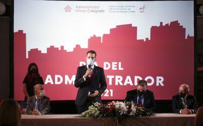 El CAF Málaga conmemora el 'Día del Administrador' y su 50 aniversario
