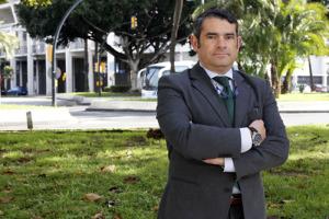 Fernando Pastor, presidente Colegio de Administradores de Fincas de Málaga y Melilla