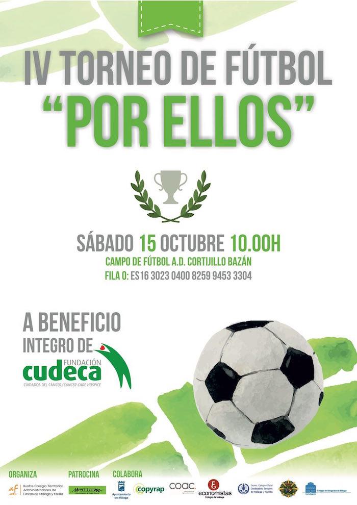 IV Torneo de Fútbol 'Por Ellos'