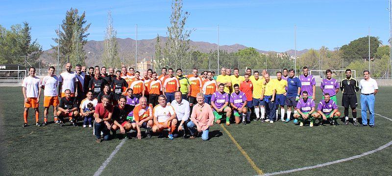 Foto familia torneo por ellos