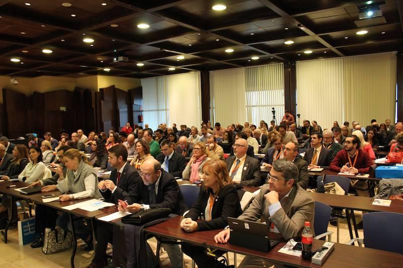 Publico asistente al XXV Curso Francisco Liñan