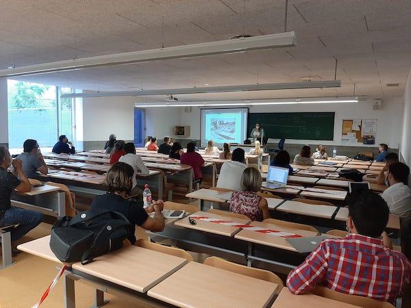 Comienza un nuevo curso de Estudios Inmobiliarios de la UMA con el 100% de las plazas ocupadas